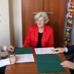 Uroczyste podpisanie umowy o dofinansowanie projektu z działania 4.3 Redukcja emisji zanieczyszczeń powietrza
