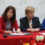 Uroczyste podpisanie umowy o dofinansowanie projektu z działania 5.3 Dziedzictwo kulturowe