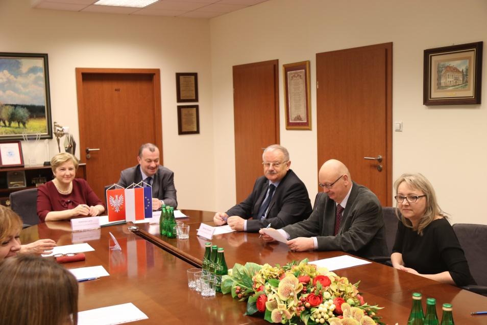 Uroczyste podpisanie umów o dofinansowanie projektów z działania 5.3 Dziedzictwo kulturowe