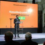 Spotkanie gospodarzy gmin na temat współpracy Warszawy i okolicznych samorządów w ramach metropolii teraz i w przyszłości