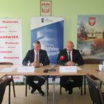 Uroczyste podpisanie umowy o dofinansowanie unijne z dz. 4.1 Odnawialne źródła energii