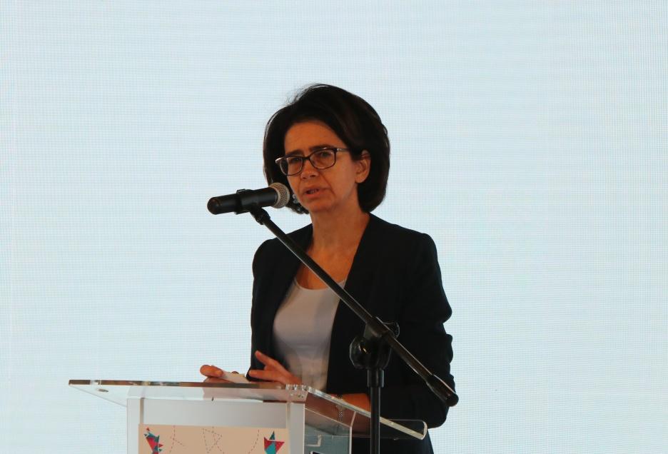 Przemawia Anna Streżyńska Minister Cyfryzacji