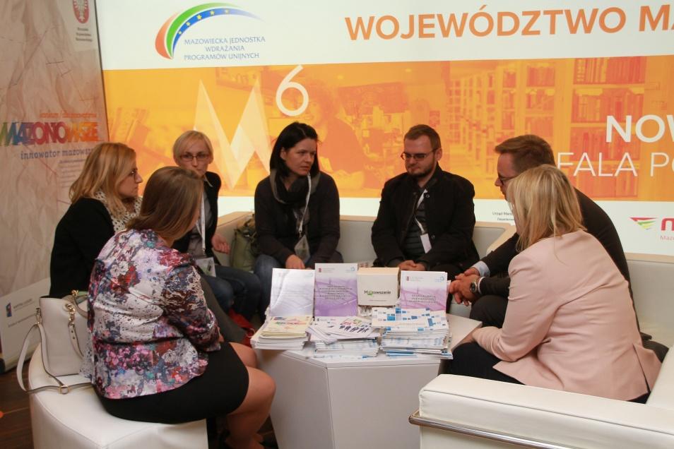 Strefa Województwa Mazowieckiego, czyli wszystko o funduszach unijnych dla regionu