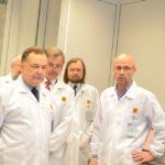 Centrum grafenu i innowacyjnych nanotechnologii otwarte
