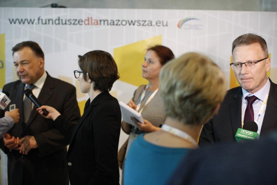 Fotorelacja z konferencji inaugurującej RPO WM 2014-2020