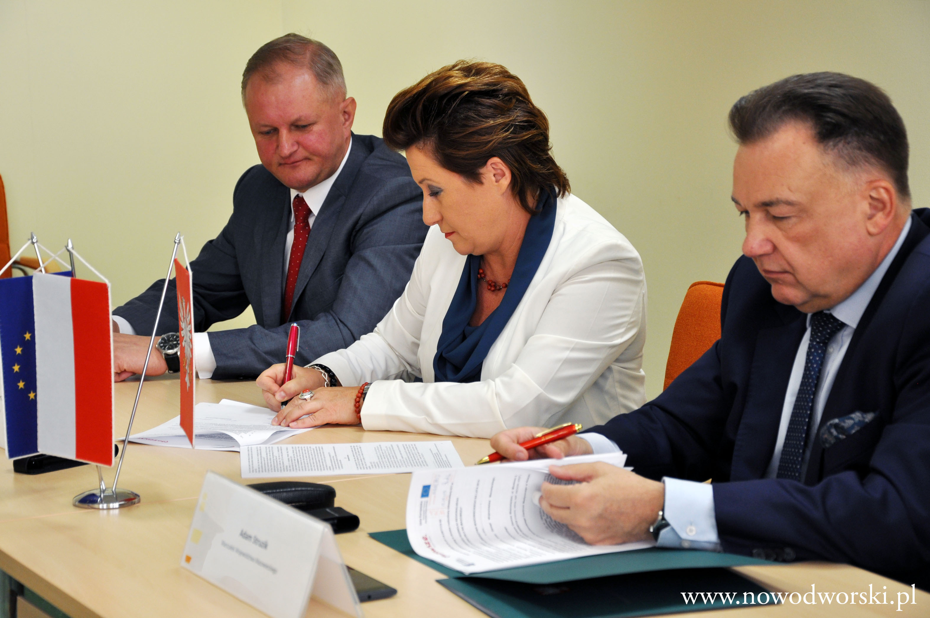 Ponad 5,8 mln unijnego wsparcia dla nowodworskiego centrum medycznego
