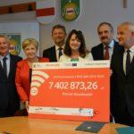 Podpisanie umów o dofinansowanie unijne projektów z dz. 7.1 Infrastruktura drogowa i dz. 4.2 Efektywność energetyczna
