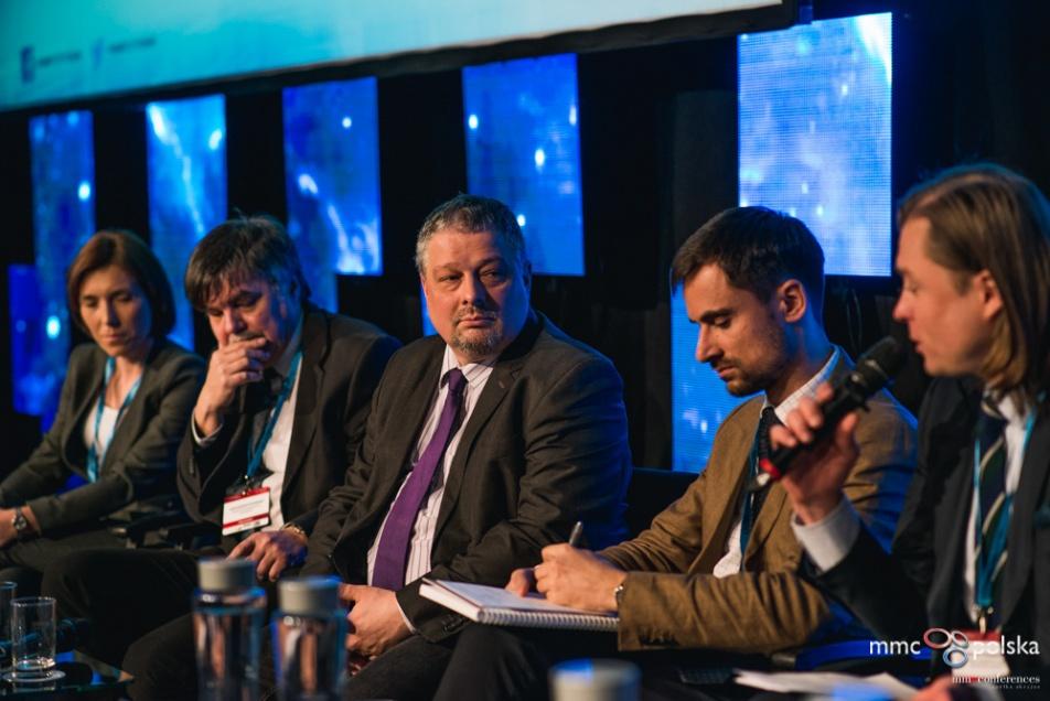 Debaty podczas V Smart City Forum