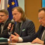 Uroczyste podpisanie umów o dofinansowanie z działania 5.1 Dostosowanie do zmian klimatu
