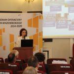 Konferencja regionalna otwierająca nową perspektywę finansową w ramach RPO WM 2014-2020 w subregionie siedleckim