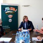 Podpisanie umowy o dofinansowanie unijne projektu z dz. 5.3 Dziedzictwo kulturowe