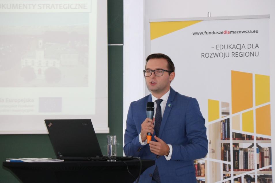 Konferencja regionalna w Ciechanowie