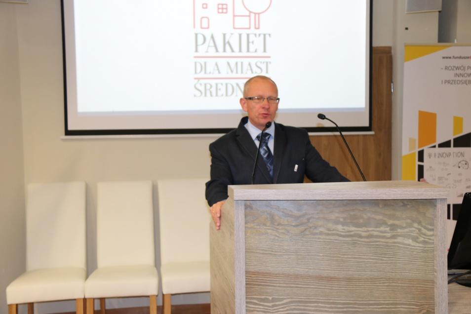 Konferencja regionalna w Płocku