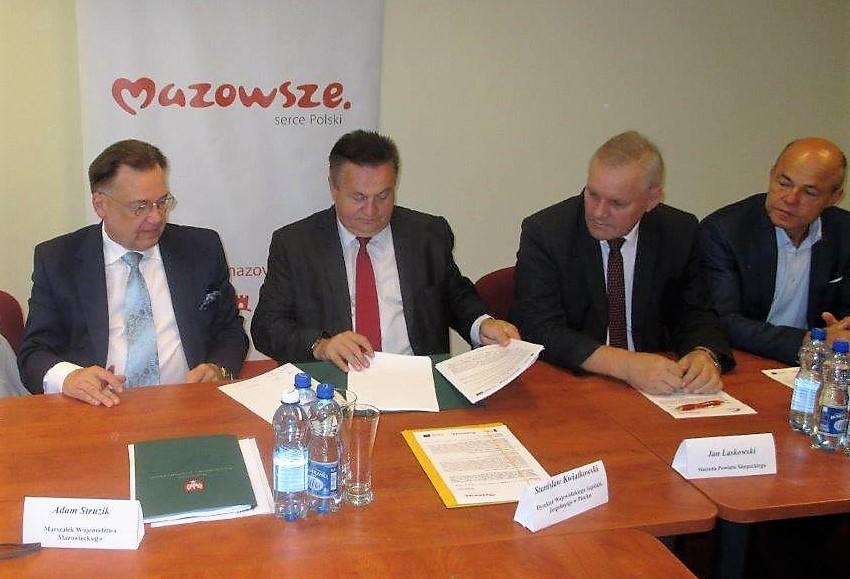 Prawie 6,7 mln zł wsparcia unijnego na e-zdrowie w Płocku i e-usługi administracyjne w powiecie sierpeckim