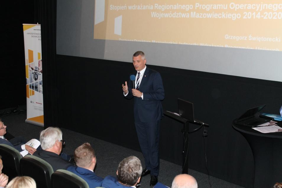Konferencja regionalna w Radomiu
