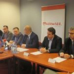 """Podpisanie umowy o dofinansowanie projektu """"Budowa trasy północno-zachodniej miasta Płocka"""""""
