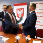 Podpisanie umowy o dofinansowanie unijne projektu z dz. 4.2 Efektywność energetyczna