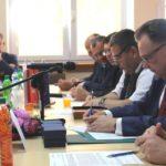 """Podpisanie umowy o dofinansowanie projektu z działania 4.1 """"Odnawialne źródła energii"""""""