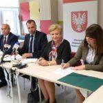Podpisanie umowy o dofinansowanie unijne projektu z dz. 5.2 Gospodarka odpadami