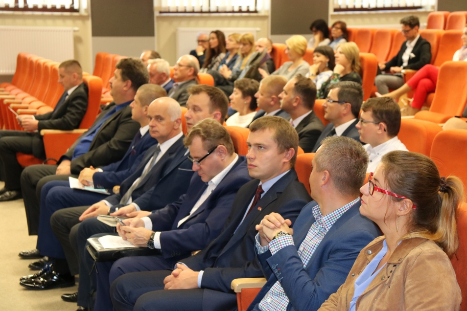 Konferencja regionalna w Siedlcach
