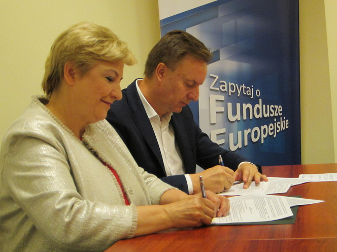 Ponad 6,8 mln zł z UE na kolejne inwestycje w subregionach ostrołęckim i siedleckim