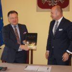 Ponad 4,5 mln zł ze środków unijnych na budowę drogi gminnej w Mławie