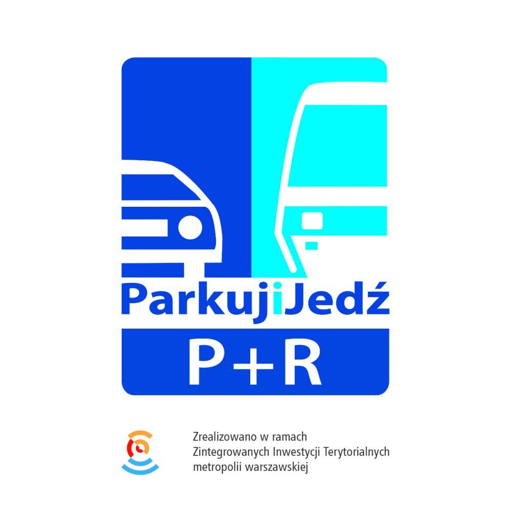 Znak Parkuj i Jedź