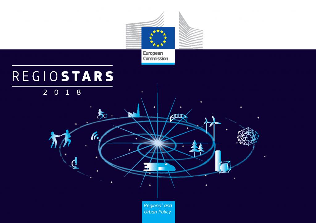 Międzynarodowy konkurs RegioStars na najlepsze projekty dofinansowane ze środków unijnych