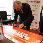 Uroczyste podpisanie umowy o dofinansowanie projektu rewitalizacyjnego