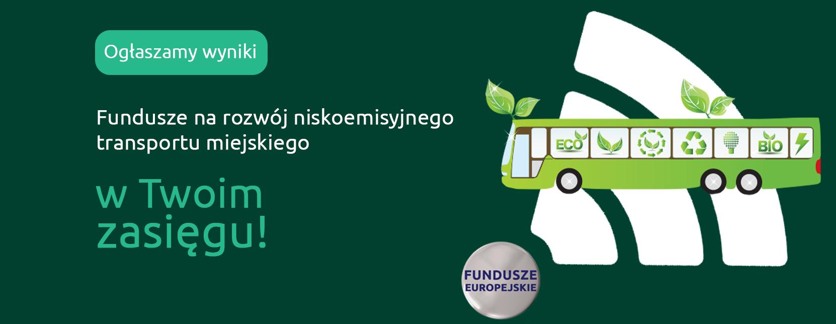 Ogłaszamy wyniki konkursu – ponad 49 mln zł na mobilność miejską w Sochaczewie i Płocku