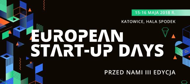 EU Startup days banner