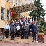 Spotkanie z przedstawicielami Starostwa Powiatowego w Węgrowie