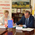 Uroczyste podpisanie umów o dofinansowanie unijne projektów z dz. 4.2 Efektywność energetyczna i dz. 6.2 Rewitalizacja obszarów zmarginalizowanych