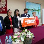 Uroczyste podpisanie umowy o dofinansowanie unijne projektów z dz. 6.2 Rewitalizacja obszarów zmarginalizowanych
