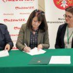 Uroczyste podpisanie umów o dofinansowanie unijne projektów z dz. 6.1 Infrastruktura ochrony zdrowia
