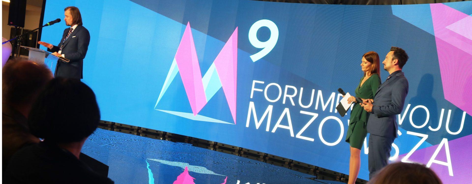 9. Forum Rozwoju Mazowsza za nami!
