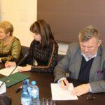 Uroczyste podpisanie umów o dofinansowanie unijne projektów z dz. 4.2 Efektywność energetyczna i 6.1 Infrastruktura ochrony zdrowia