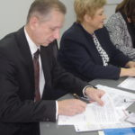Uroczyste podpisanie umowy o dofinansowanie unijne projektu z dz. 6.1 Infrastruktura ochrony zdrowia