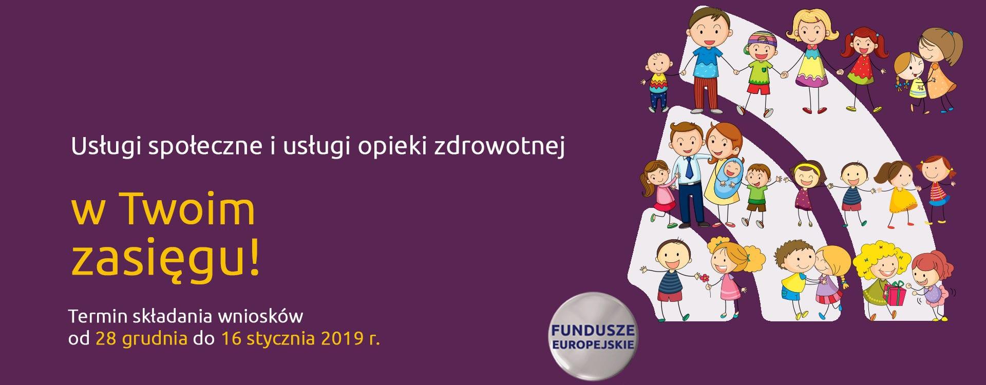 Programy deinstytucjonalizacji opieki nad dziećmi i młodzieżą wspierane przez fundusze europejskie