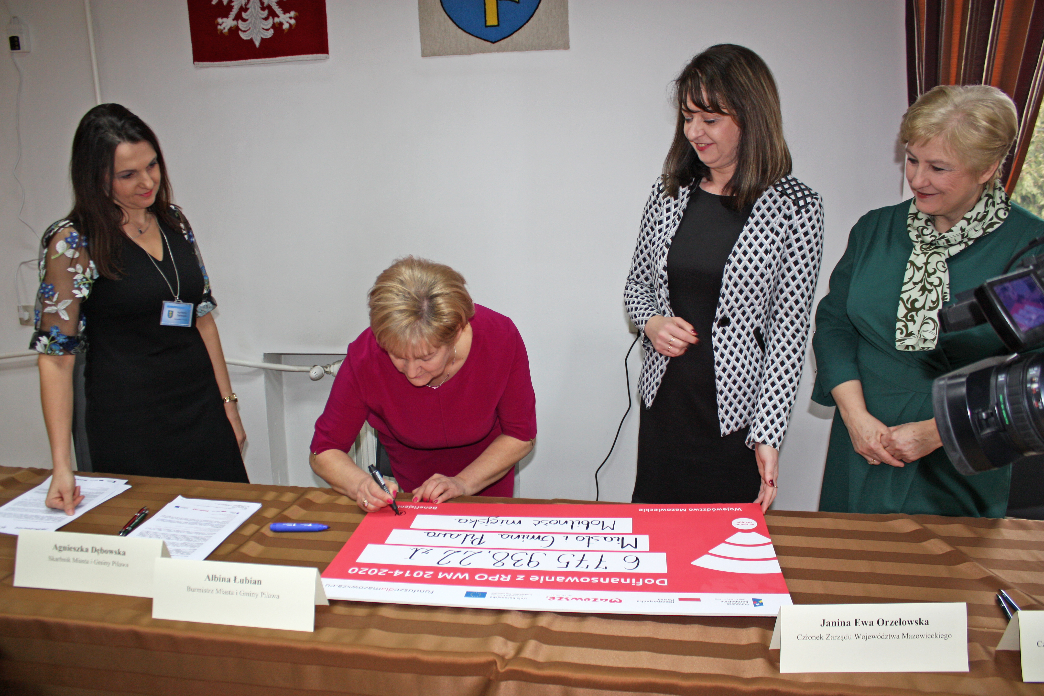 Foto: Urząd Miasta i Gminy w Pilawie
