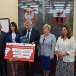Węgrów - podpisanie umowy na dofinansowanie