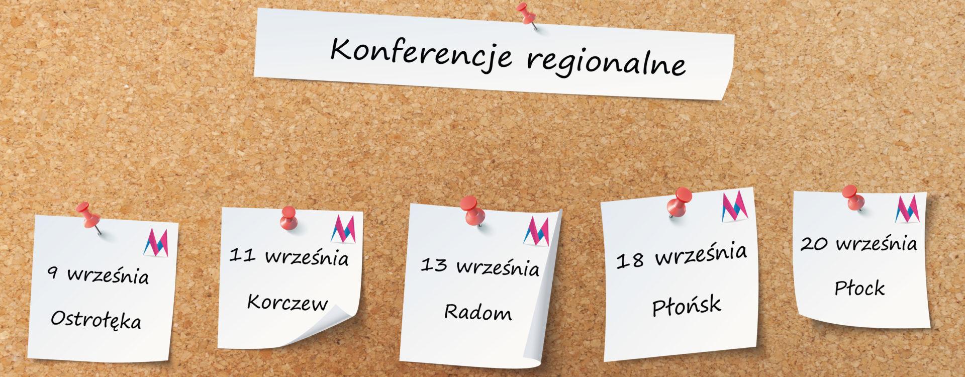Konferencje regional