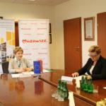 Uroczyste podpisanie umowy o dofinansowanie unijne projektu z Działania 4.2 Efektywność energetyczna