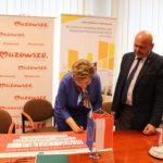 Uroczyste podpisanie umów o dofinansowanie unijne projektu z dz. 5.1 Dostosowanie do zmian klimatu