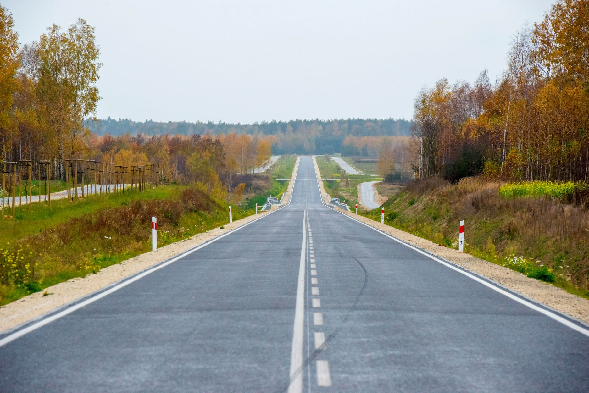 Zobacz - Remont drogi w Lipsku (Road renovation in Lipsk)