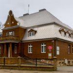 Remont zabytkowego dworu w miejscowości Przystań, z którego korzystają uczniowie szkoły podstawowej; beneficjent: Gmina Olszewo-Borki (zdjęcie nr 1: Gmina Olszewo-Borki)