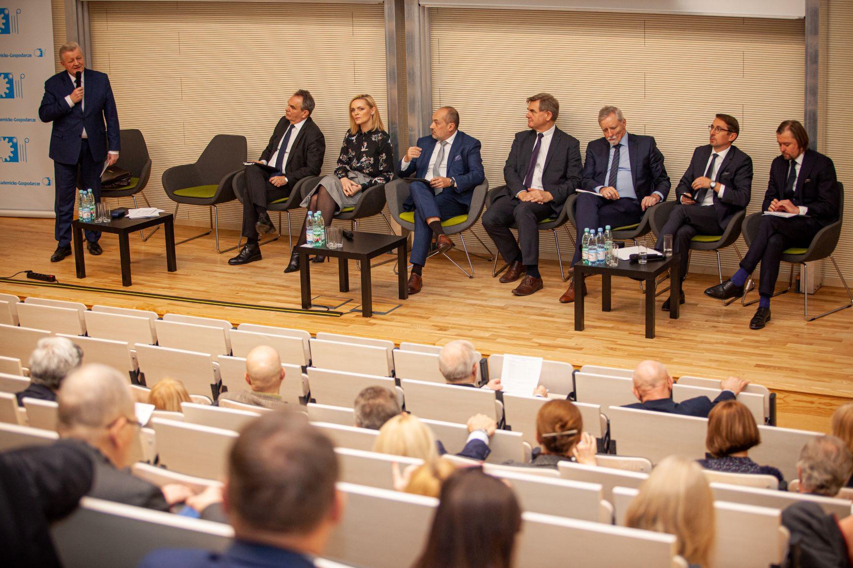 Krajowy Punkt Kontaktowy ds. Instrumentów Finansowych Programów Unii Europejskiej; foto: Adam Kozak