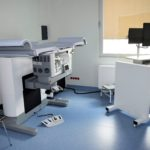 stół do biopsji