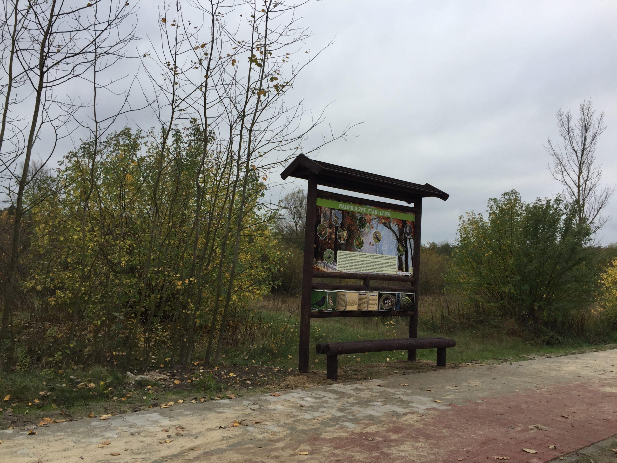Fundusze Europejskie pomogły w ochronie przyrody na terenie gminy Warka