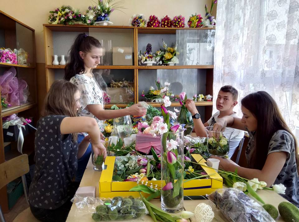 Kurs florysty